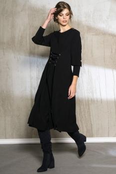 Платье Anna Majewska 1071 черный