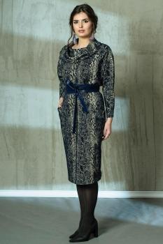 Платье Anna Majewska 1073 питон