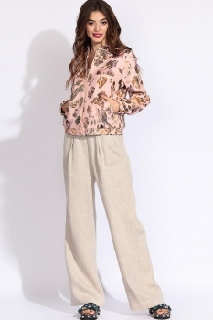 Куртка Artribbon-Lenta 2835G2001_1 пудра