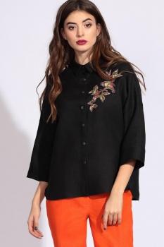 Блузка Artribbon-Lenta 2883T5001 черный
