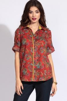 Блузка Artribbon-Lenta 2889T5001 красный