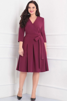 Платье Асолия 2343 фуксия