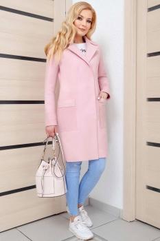 Пальто Azzara 3040 нежно-розовый