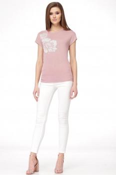 Блузка Barbara Geratti By Elma 3180-1 розовый