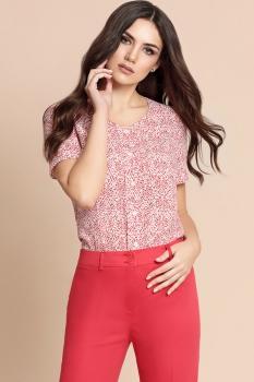 Блузка Bazalini 2745 Красный