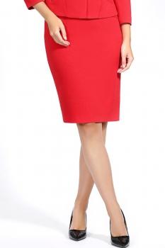 Юбка Bazalini 2926-1 Красный