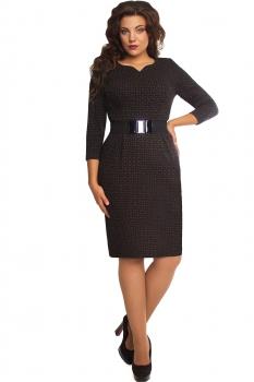 Платье Дали 3024 темно-синий