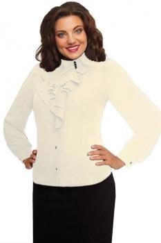 Блузка Дали 3041-7 белый