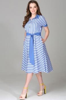 Платье Deesses 1085 полоска