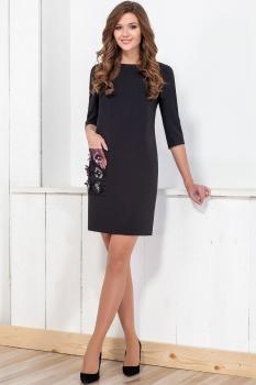 Платье Deesses 1155 чёрный
