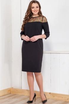 Платье Deesses 1164 чёрный