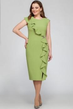 Платье Deesses 1174 фисташка