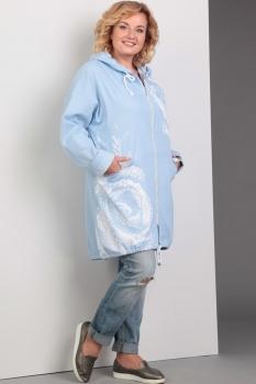 Куртка Диамант 1201-1 голубой
