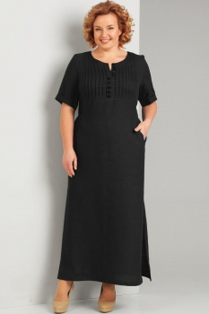 Платье Диамант 1287 чёрный