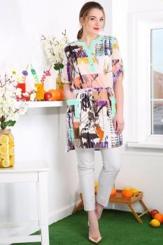 Платье Dilanavip 1098-2 мята