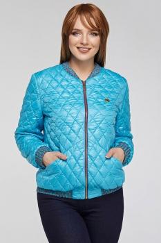 Куртка Dilanavip 1132 синие-тона