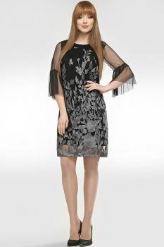 Платье Dilanavip 1154-3 серый