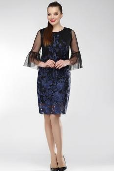Платье Dilanavip 1154 синий
