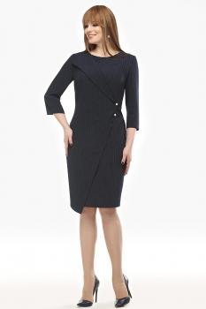 Платье Dilanavip 1157-1 темные-тона