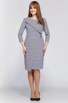 Платье Dilanavip 1157-2 гусиная-лапка