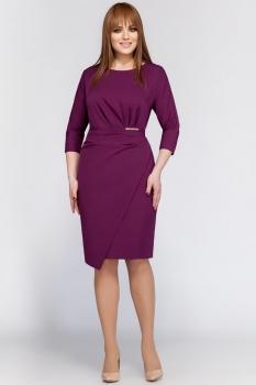 Платье Dilanavip 1159-2 сливовый