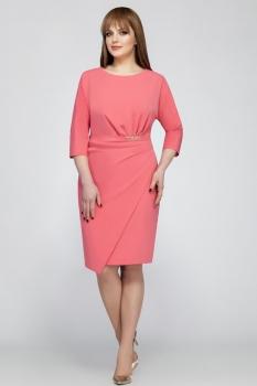 Платье Dilanavip 1159-3 розовый