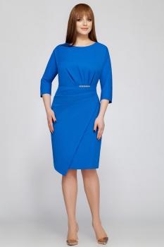 Платье Dilanavip 1159-4 синий