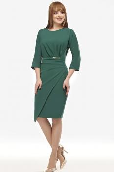 Платье Dilanavip 1159 зеленый