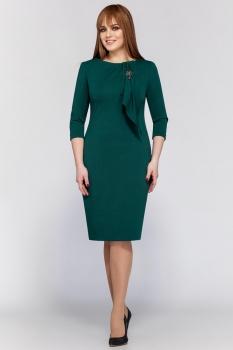 Платье Dilanavip 1173 зеленый