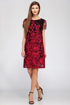 Платье Dilanavip 1195 красный