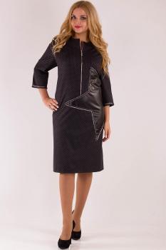 Платье Diomel 494-1 черный