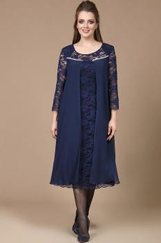 Платье Diomel 515 темно-синий