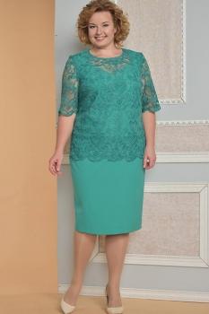 Платье Diomel 519 мята