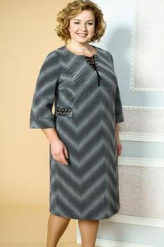 Платье Diomel 534-1 серый