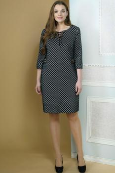 Платье Diomel 534 серый