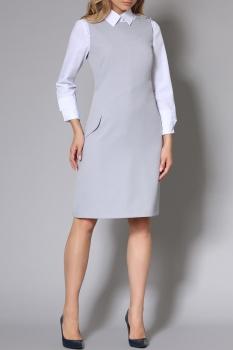 Платье Divina 1.738 Серый
