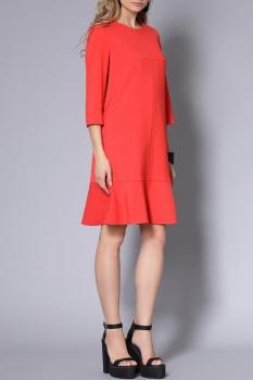 Платье Divina 1.741 Коралл