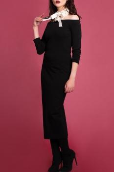 Платье Divina 1.761 Черный