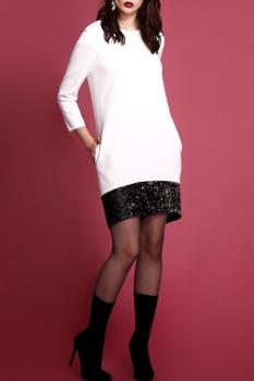 Платье Divina 1.763 Белый