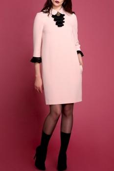 Платье Divina 1.764 Розовые тона