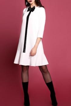 Платье Divina 1.766 Белые тона