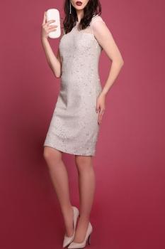 Платье Divina 1.769-2 Светлые тона