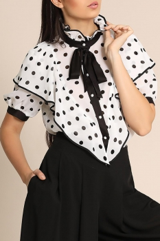 Блузка Divina 6.652 Белый