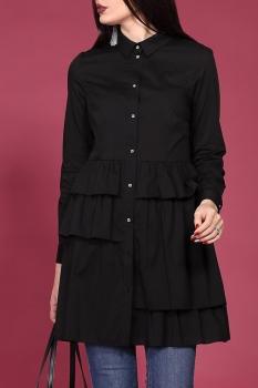 Блузка Divina 6.755-2 Черный