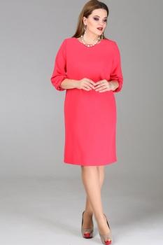 Платье Djerza 1330-5 коралл