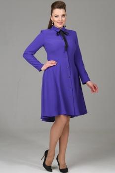 Платье Djerza 1405 синий