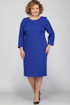 Платье Djerza 1436 синий