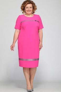 Платье Djerza 1439 розовый
