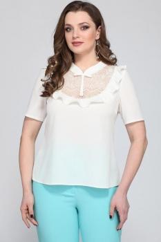 Блузка Djerza 197 белый