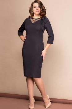 Платье Эледи 2573 Чёрный